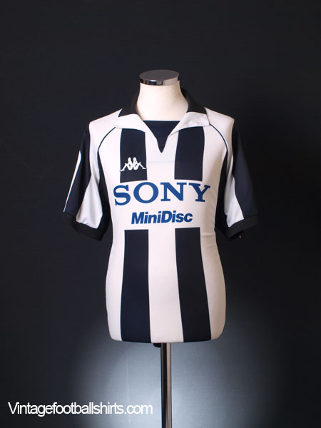 1997-98 Juventus Centenary Home Shirt L