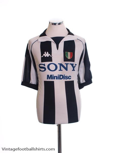 1997-98 Juventus Centenary Home Shirt L - 900941