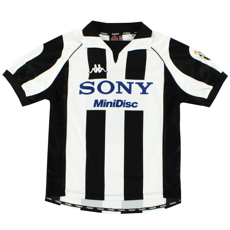 1997-98 Juventus Centenary Home Shirt L - 900941