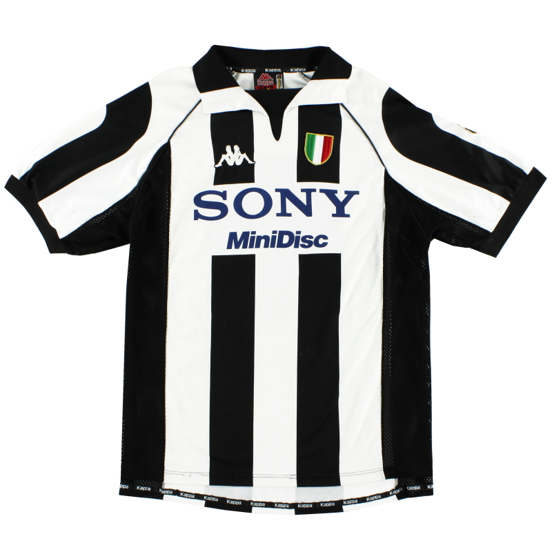 1997-98 Juventus Centenary Home Shirt XL - 900941