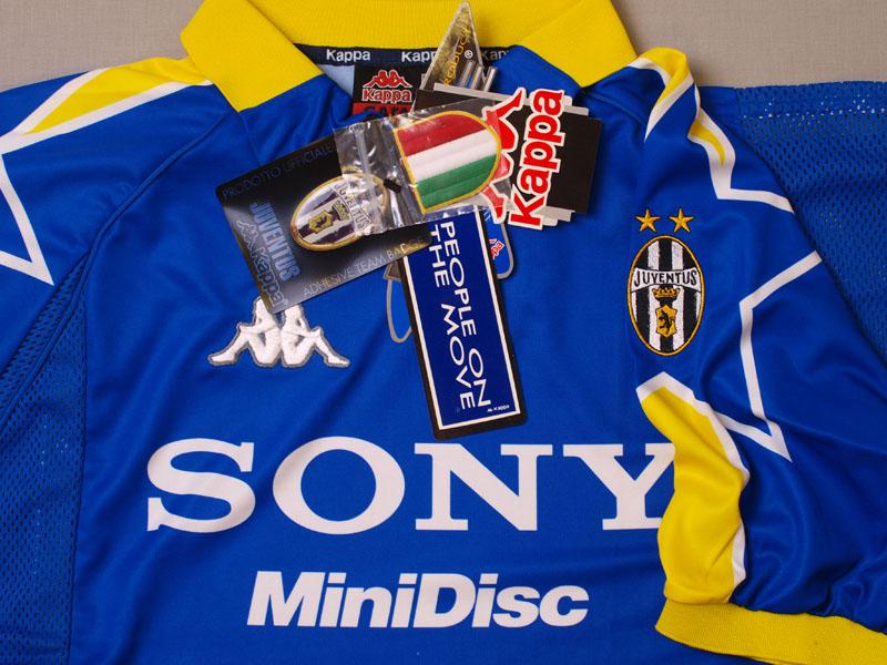 lowest price 20238 3b5a4 1997-98 Juventus Third Shirt *BNIB* S for sale