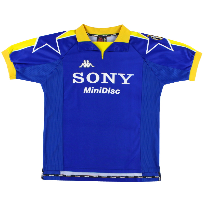 1997-98 Juventus Third Shirt L