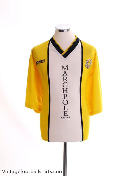1997-98 Leyton Orient Away Shirt XL