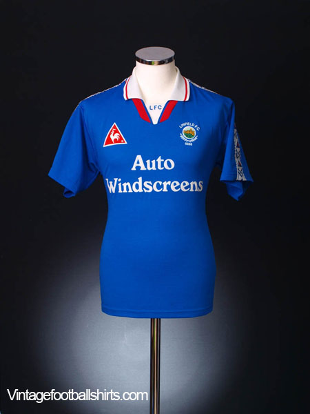 1997-98 Linfield Home Shirt L