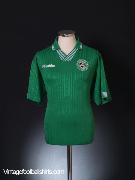 1997-98 Maccabi Haifa Home Shirt XL
