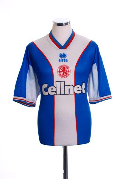 1997-98 Middlesbrough Away Shirt XL