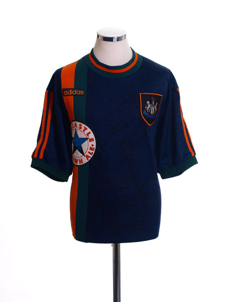 1997-98 Newcastle Away Shirt XL
