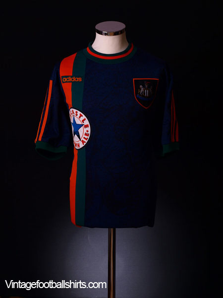 1997-98 Newcastle Away Shirt L