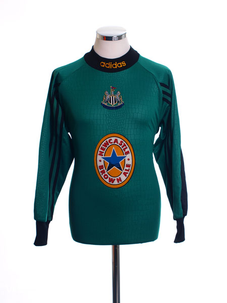 1997-98 Newcastle Goalkeeper Shirt S