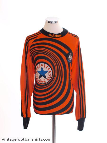 1997-98 Newcastle Goalkeeper Shirt XL
