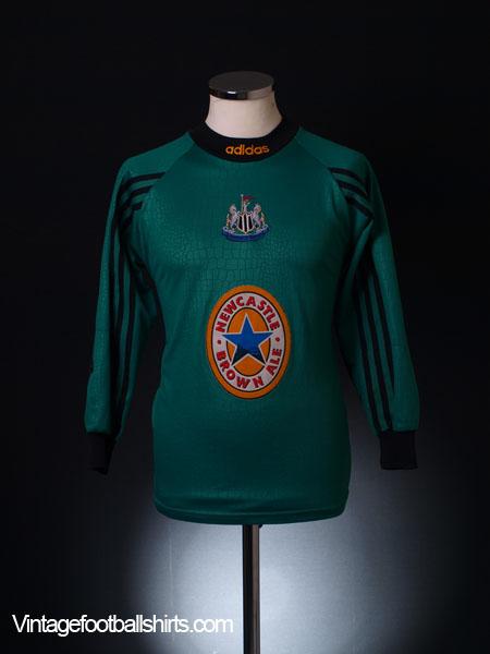1997-98 Newcastle Goalkeeper Shirt Y