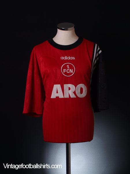 1997-98 Nurnberg Home Shirt L