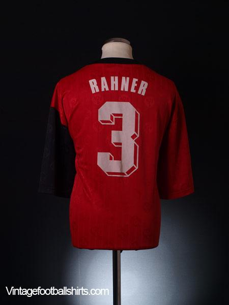 1997-98 Nurnberg Home Shirt Rahner #3 XXL