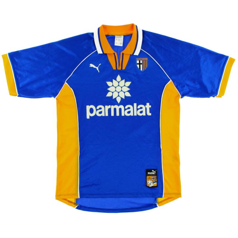 1997-98 Parma Away Shirt M