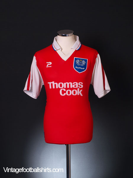 1997-98 Peterborough Away Shirt S