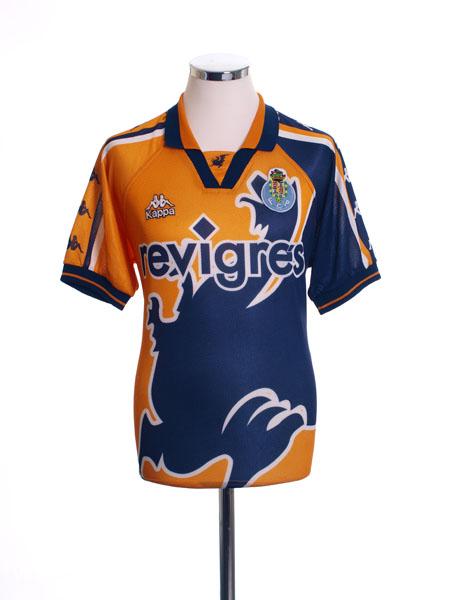1997-98 Porto Away Shirt S