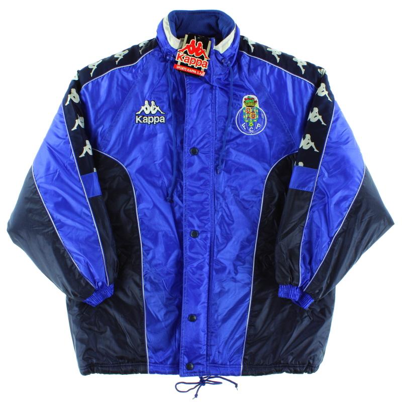 1997-98 Porto Kappa Padded Bench Coat *w/tags* XL