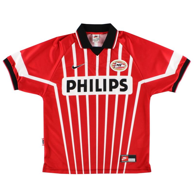 1997-98 PSV Nike Home Shirt M