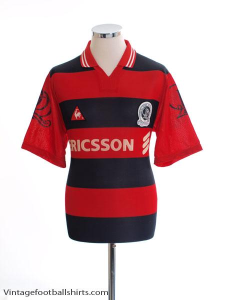 1997-98 QPR Away Shirt M