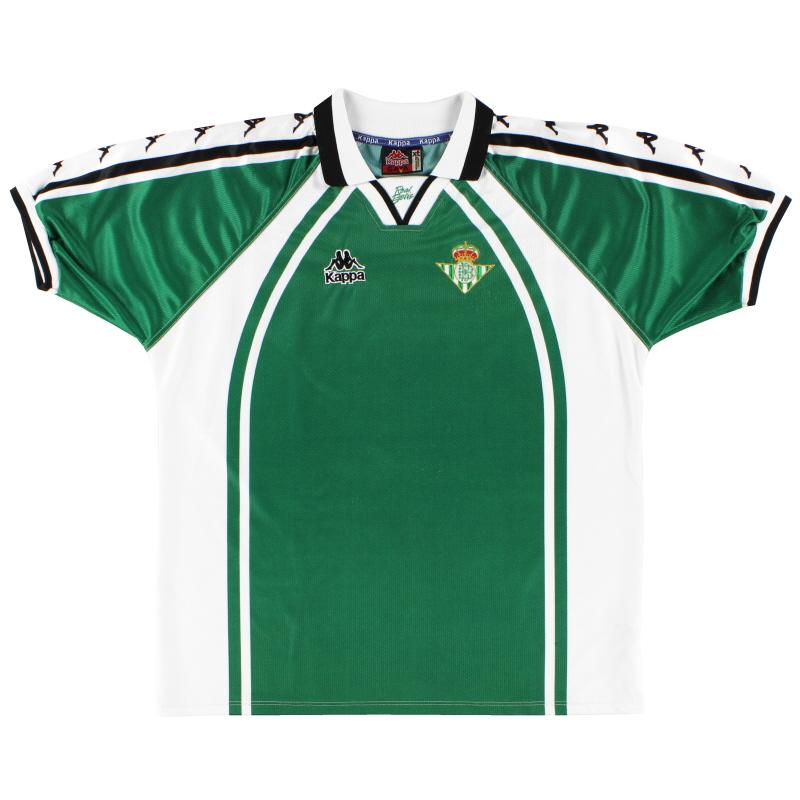 1997-98 Real Betis Third Shirt XL