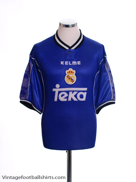 e79df647f59 Classic and Retro Real Madrid Football Shirts   Vintage Football Shirts