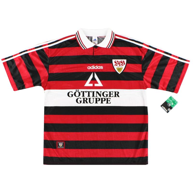 1997-98 Stuttgart Away Shirt *BNWT* XL