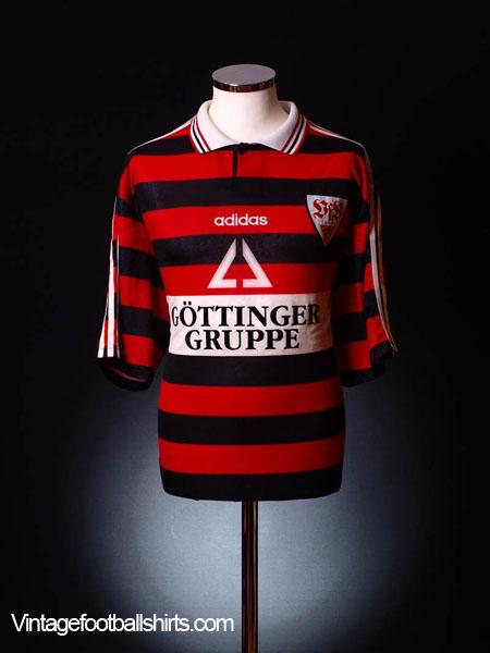 1997-98 Stuttgart Away Shirt XL