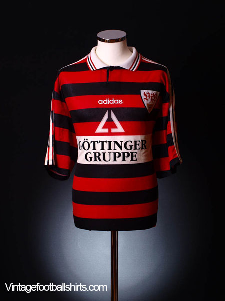 1997-98 Stuttgart Away Shirt L