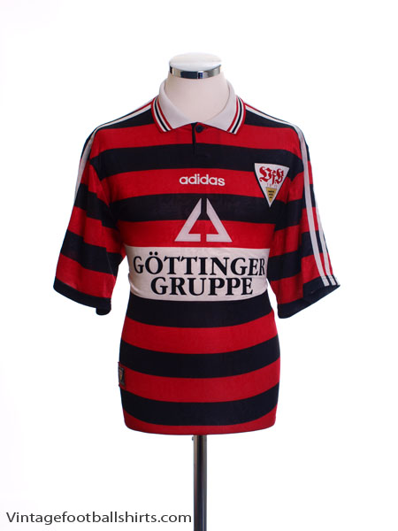 1997-98 Stuttgart Away Shirt XXL