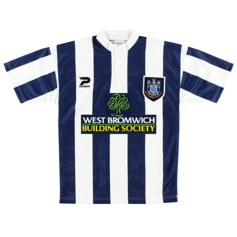 1997-98 West Brom Home Shirt *Mint* S