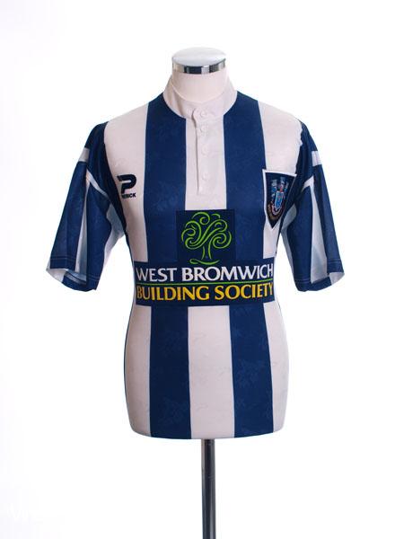 1997-98 West Brom Home Shirt *Mint* M