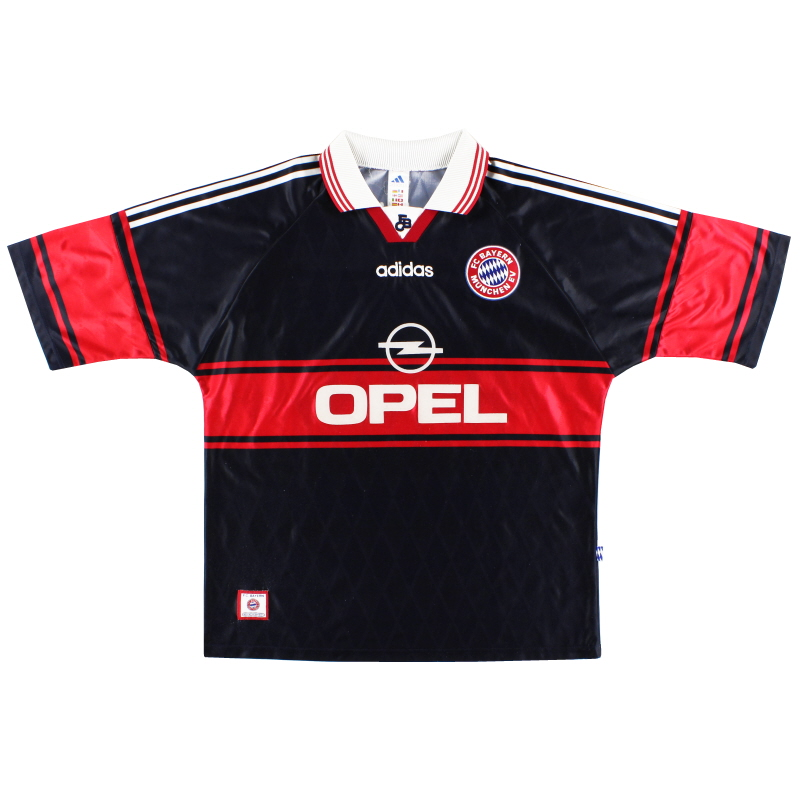 1997-99 Bayern Munich Home Shirt XL - 07766