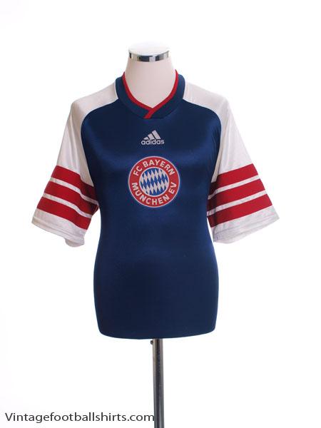 big sale 6642b e269a 1997-99 Bayern Munich Training Shirt M for sale