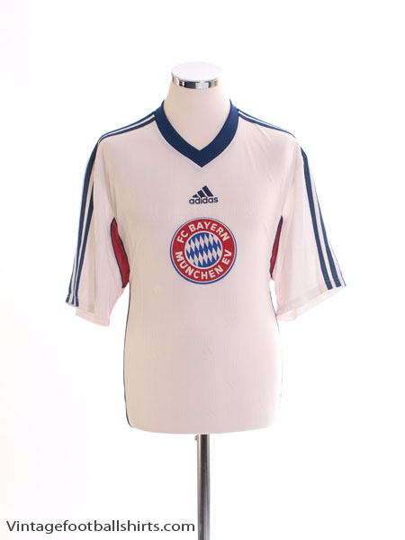1997-99 Bayern Munich Training Shirt L