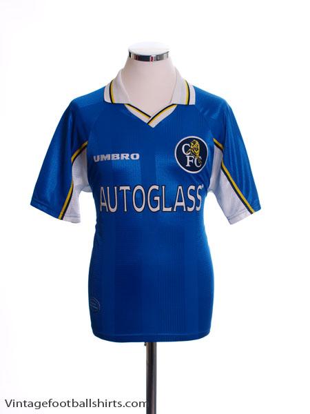 1997-99 Chelsea Home Shirt XL