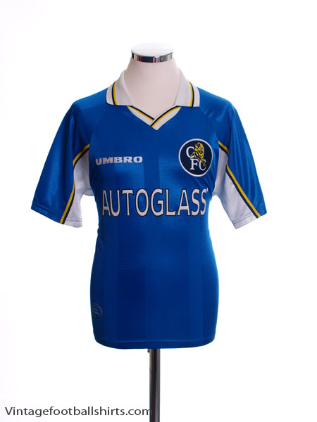1997-99 Chelsea Home Shirt XL