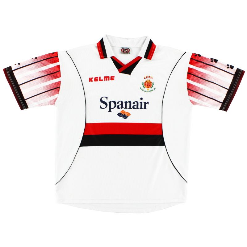 1997-99 Mallorca Away Shirt M