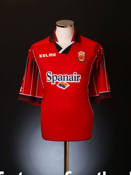 1997-99 Mallorca Home Shirt L