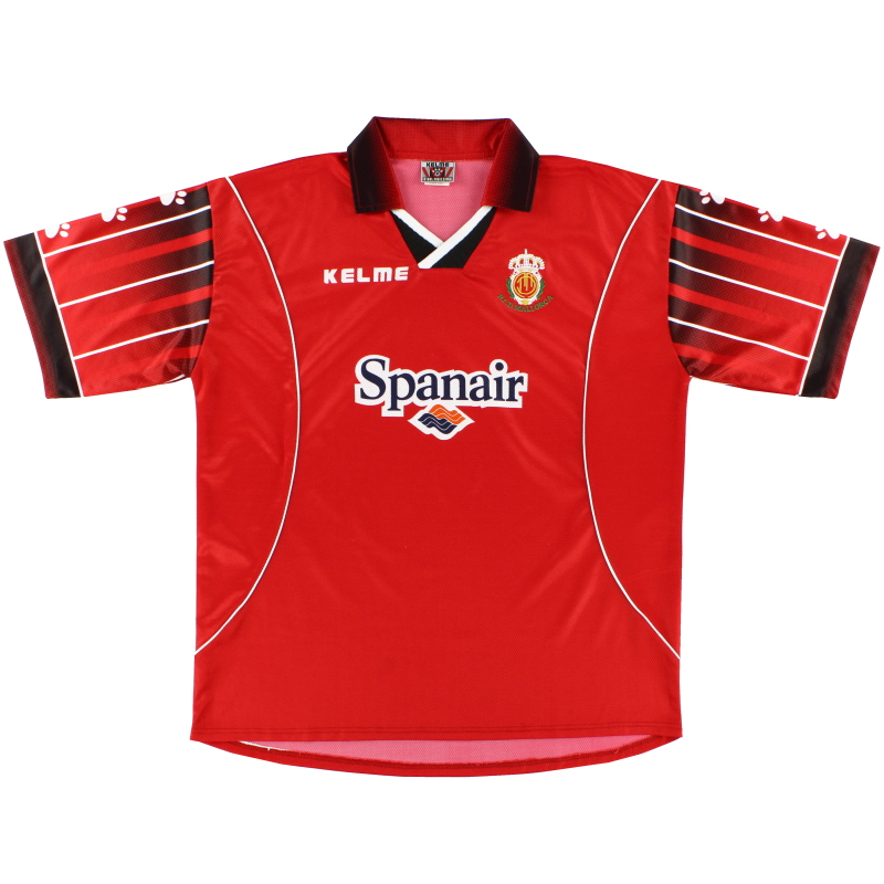1997-99 Mallorca Home Shirt XL