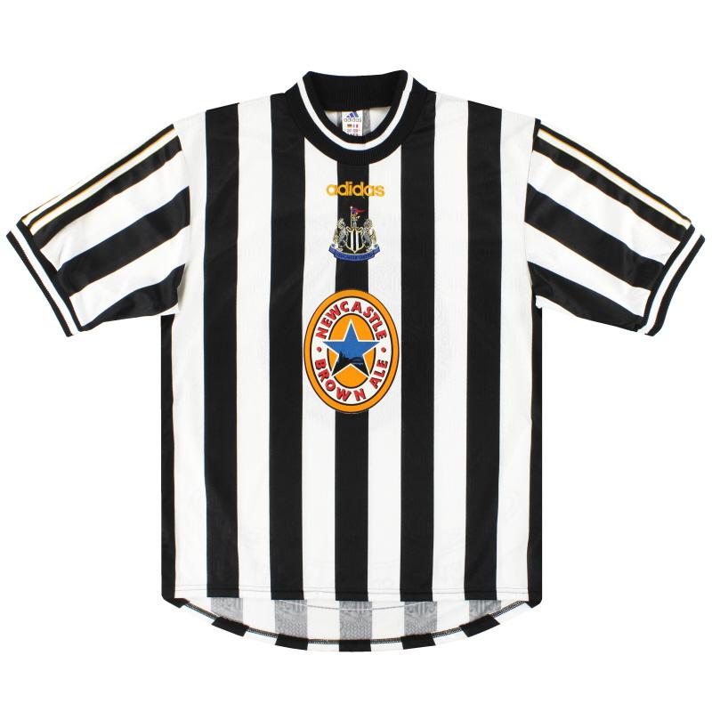 1997-99 Newcastle adidas Home Shirt L