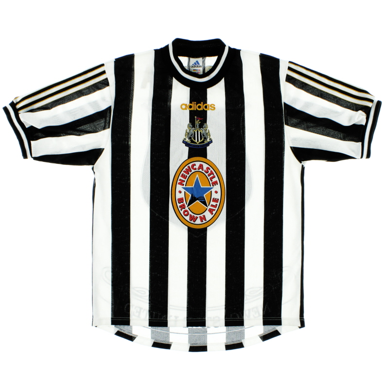 1997-99 Newcastle Home Shirt *BNIB* S