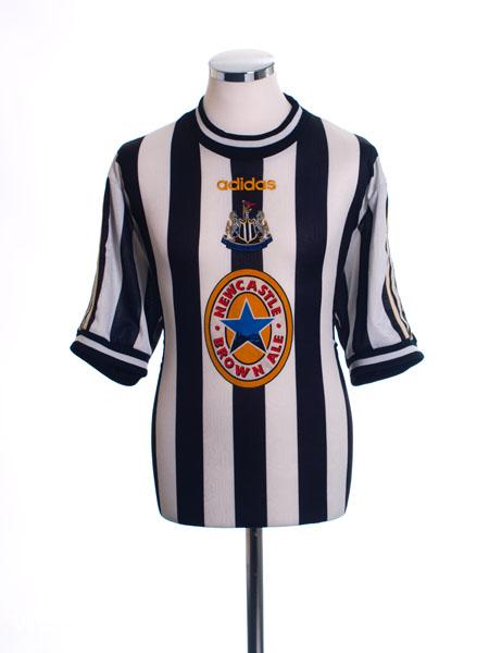 1997-99 Newcastle Home Shirt L