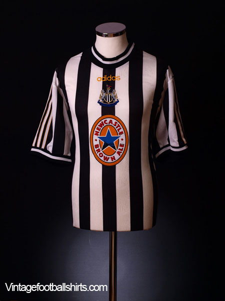 1997-99 Newcastle Home Shirt S