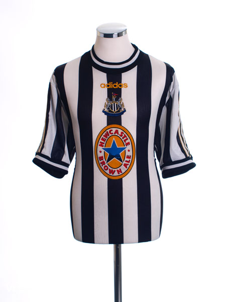 1997-99 Newcastle Home Shirt *Mint* M