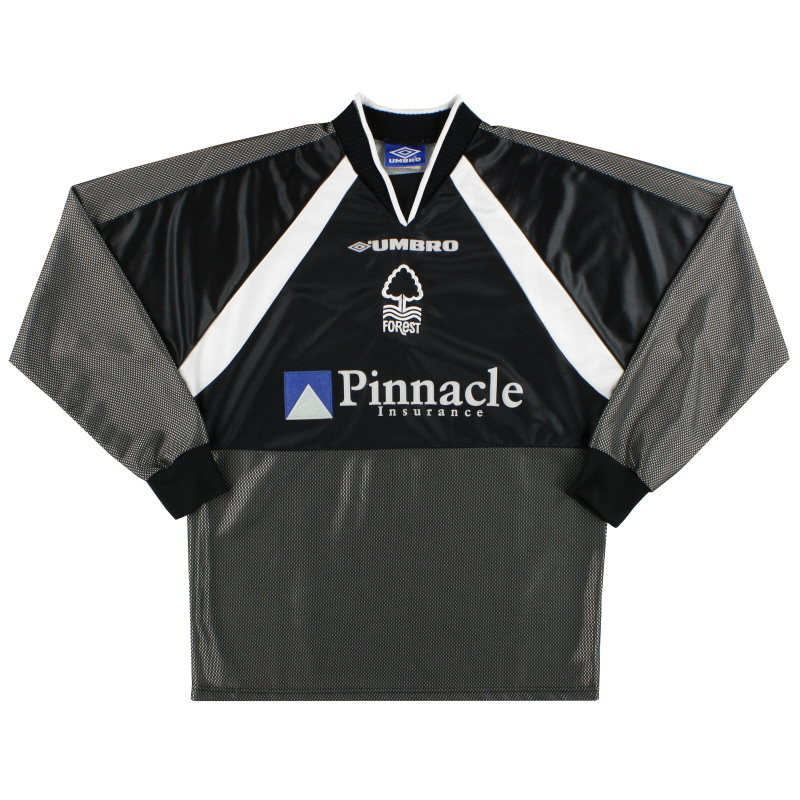 1997-99 Nottingham Forest Goalkeeper Shirt M