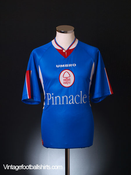 1997-99 Nottingham Forest Third Shirt XL