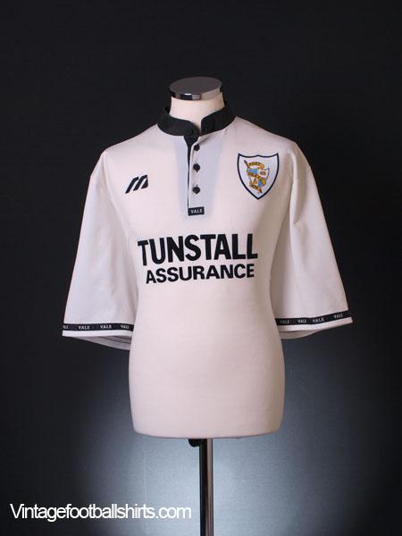 1997-99 Port Vale Home Shirt L