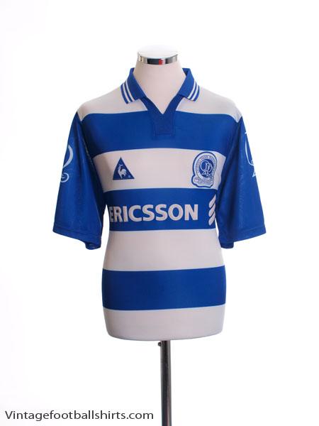 1997-99 QPR Home Shirt L