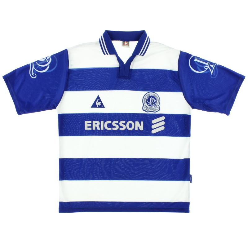 1997-99 QPR Home Shirt XL