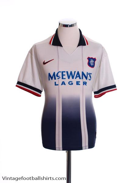 1997-99 Rangers Away Shirt M